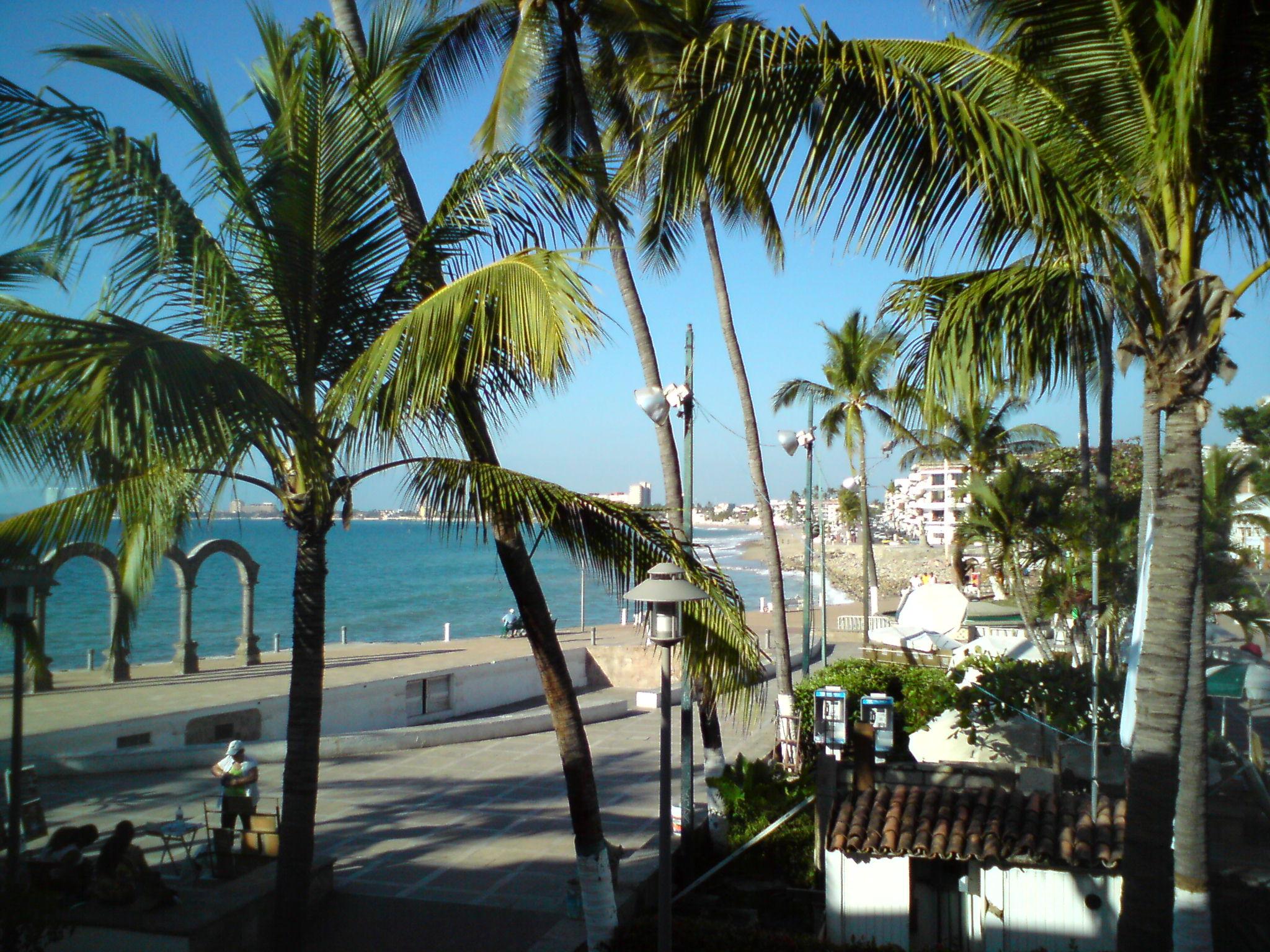best mexican beach town puerto vallarta