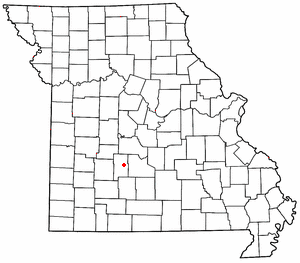 Windyville, Missouri unincorporated community in Missouri