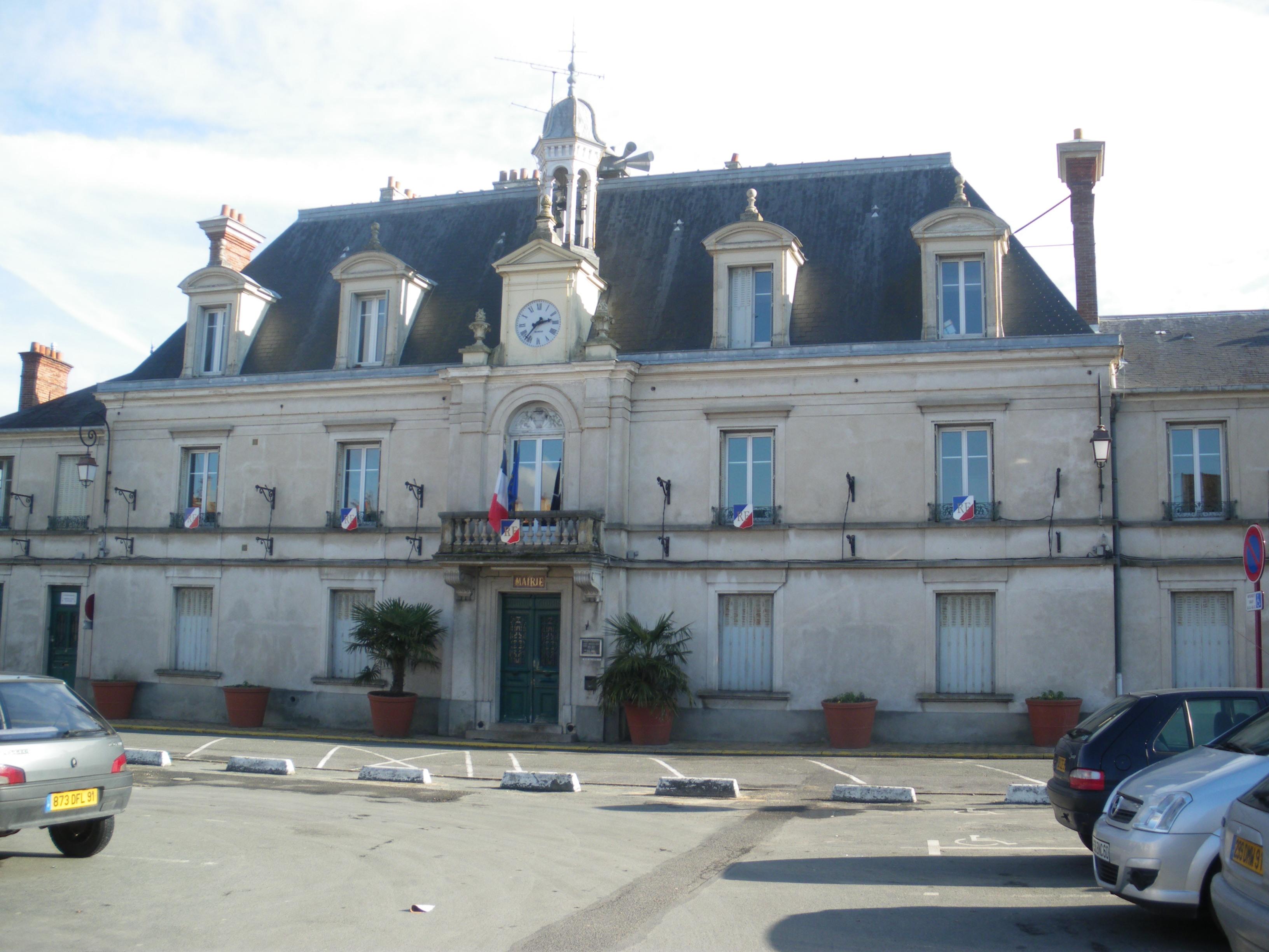 Description Mairie Linas.JPG