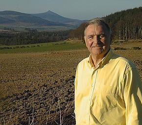 Malcolm Bruce At Bennachie