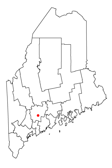 File Map Of Maine Highlighting Augusta Png Wikimedia Commons