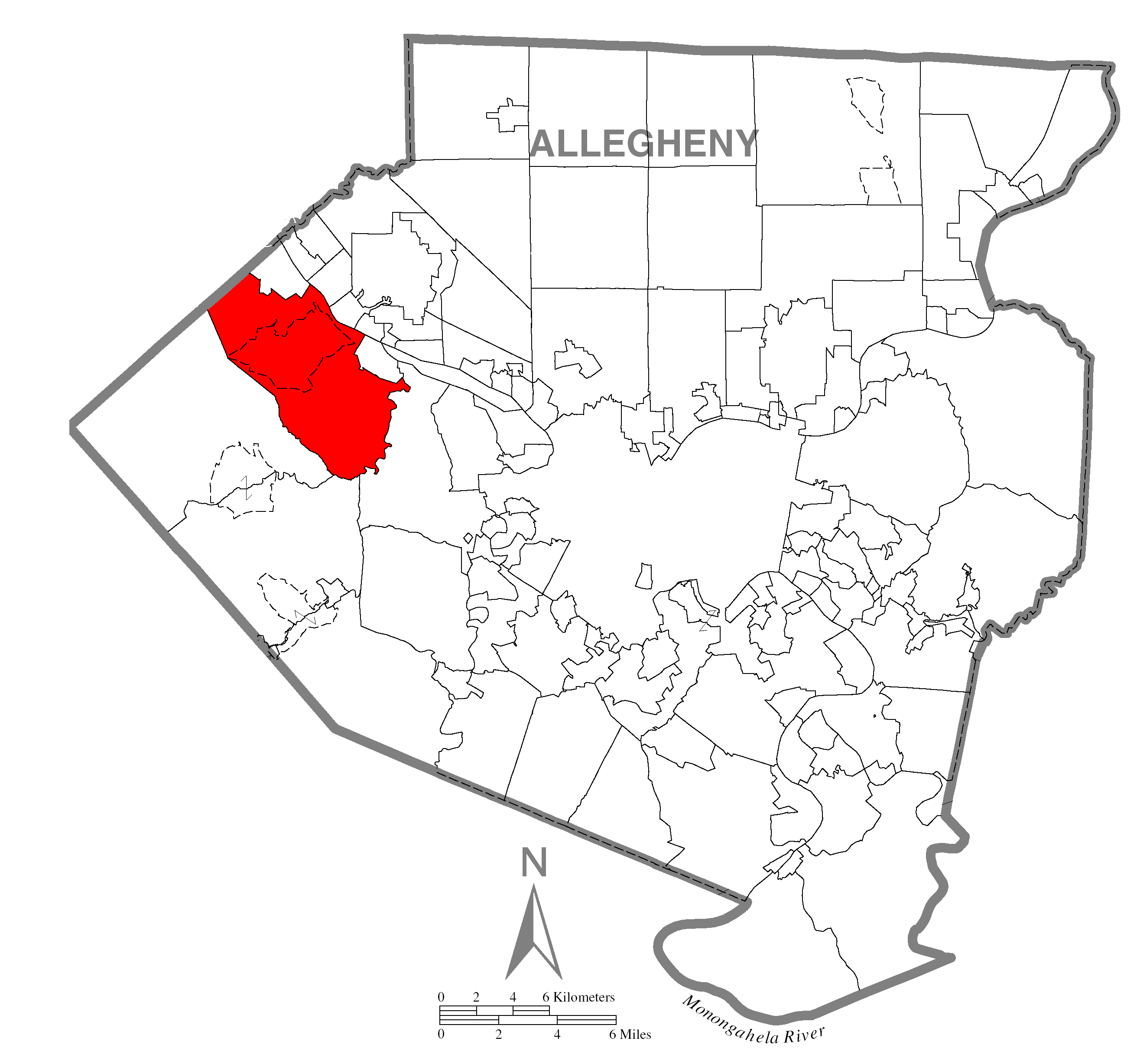 Allegheny County Pennsylvania Wikipedia Autos Post