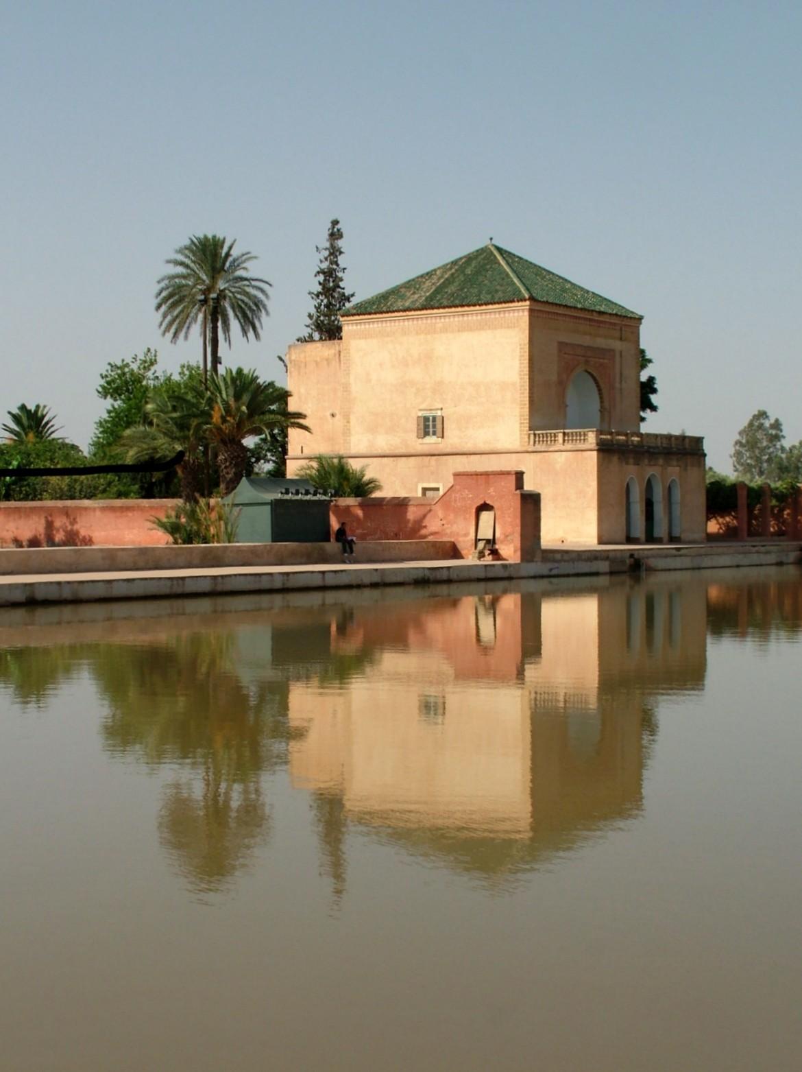 File menara garden morocco wikimedia commons - Fotos marrakech marruecos ...