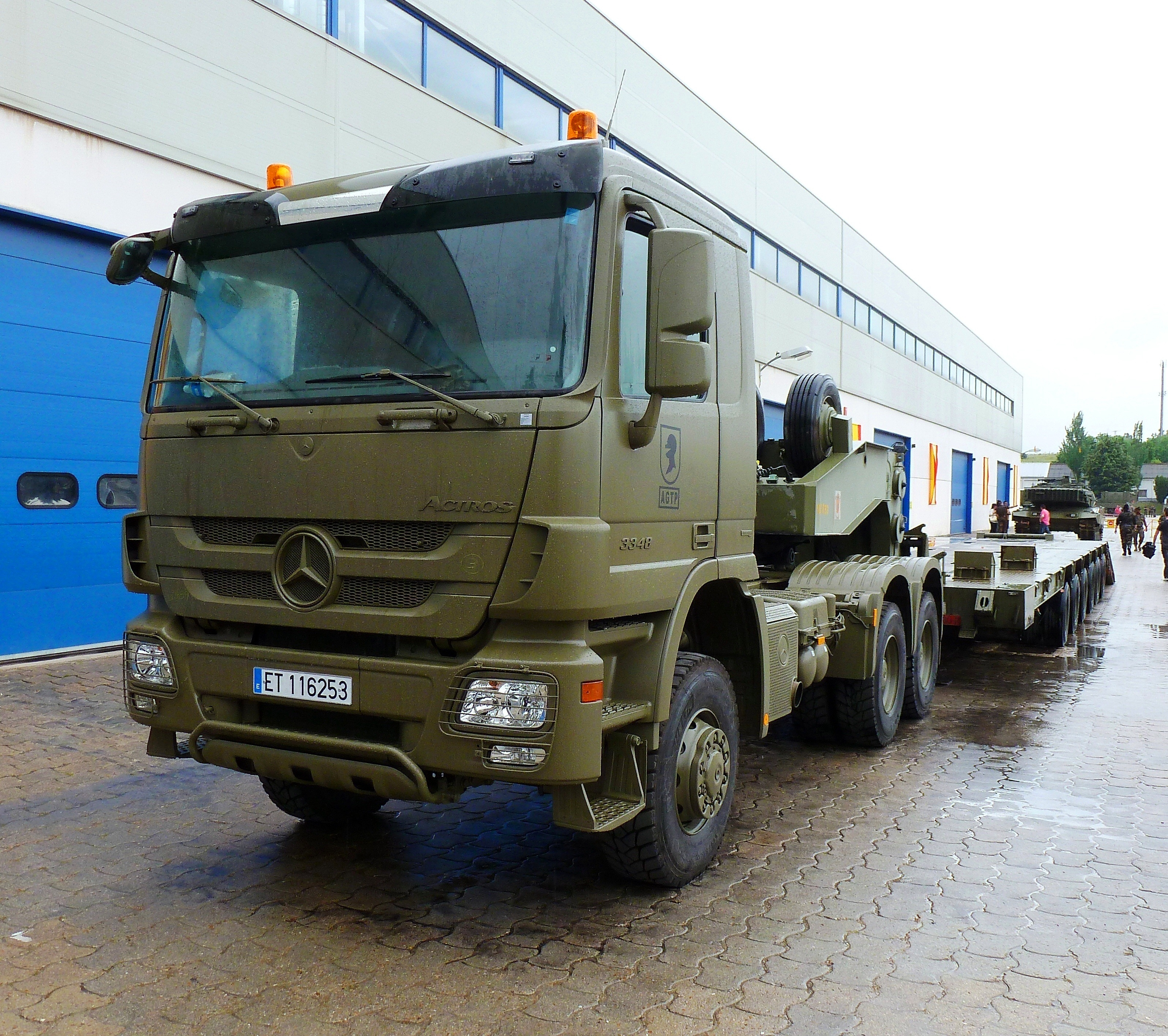 List Of Military Trucks