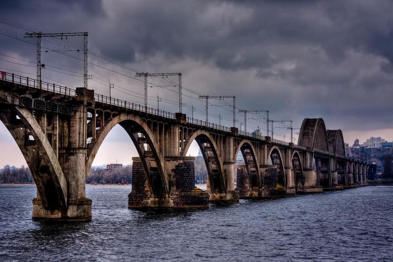 Мерефо-Херсонский железнодорожный мост