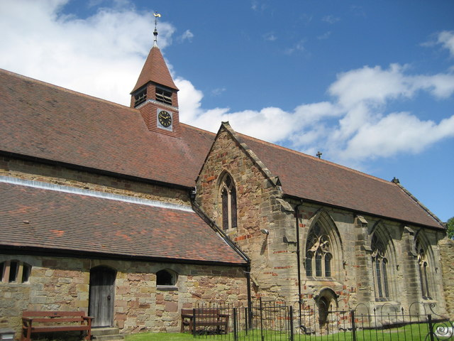St. Mary The Church of Our Lady, Merevale