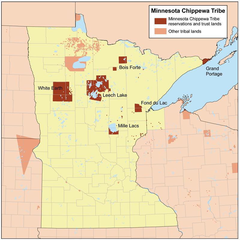 Minnesota Chippewa Tribe  Wikipedia