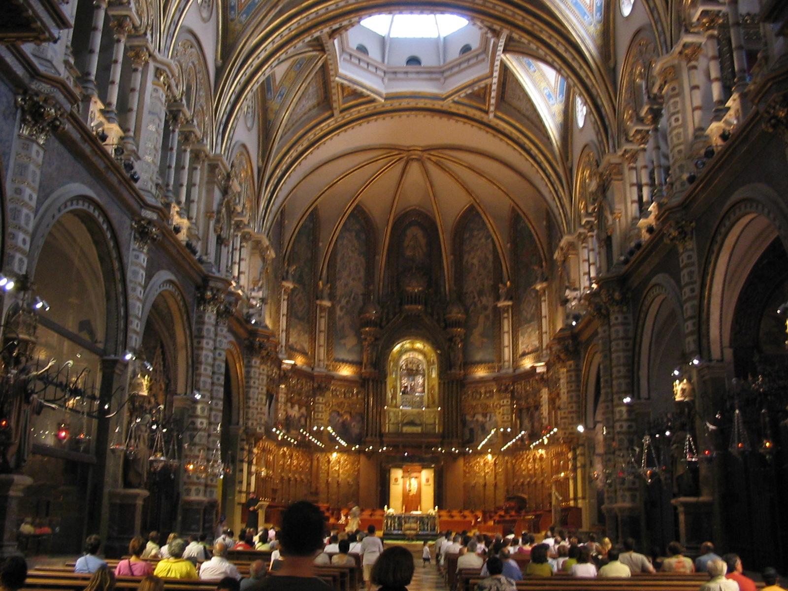 File:Monestir de Montserrat 2006 - 06.JPG - Wikimedia Commons