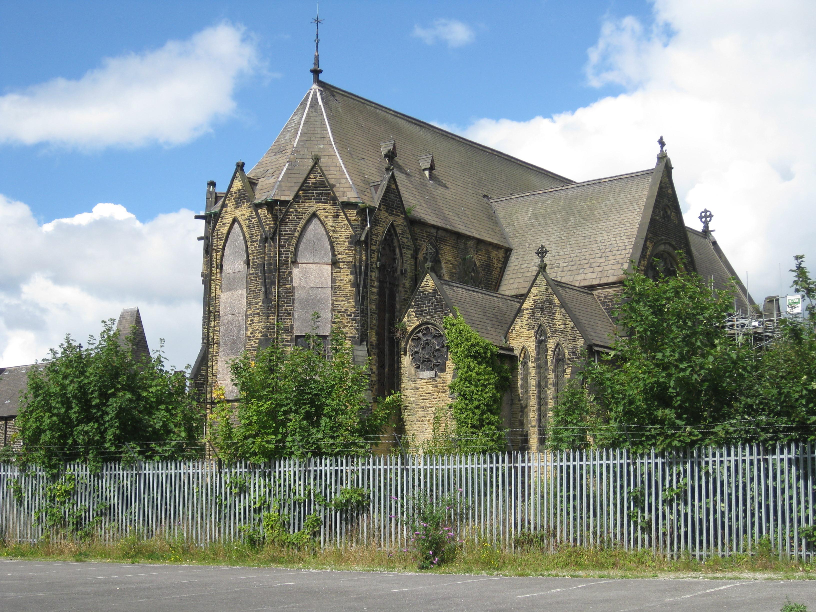 Mount St Mary >> Mount St Mary S Church Leeds Wikipedia