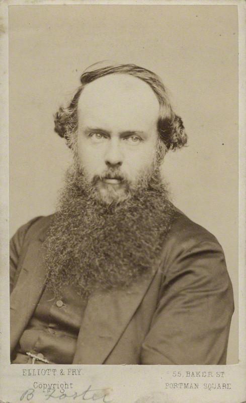 Myles birket foster by elliott %26 fry 1860s