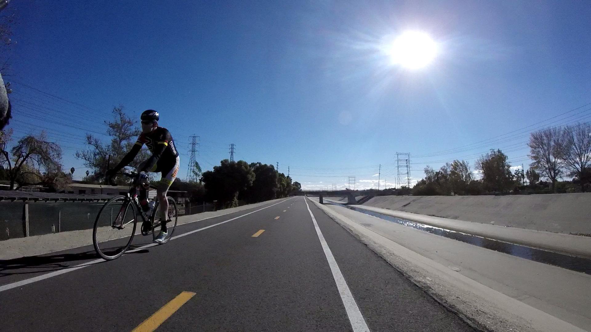 San Gabriel River Bike Trail Wikipedia