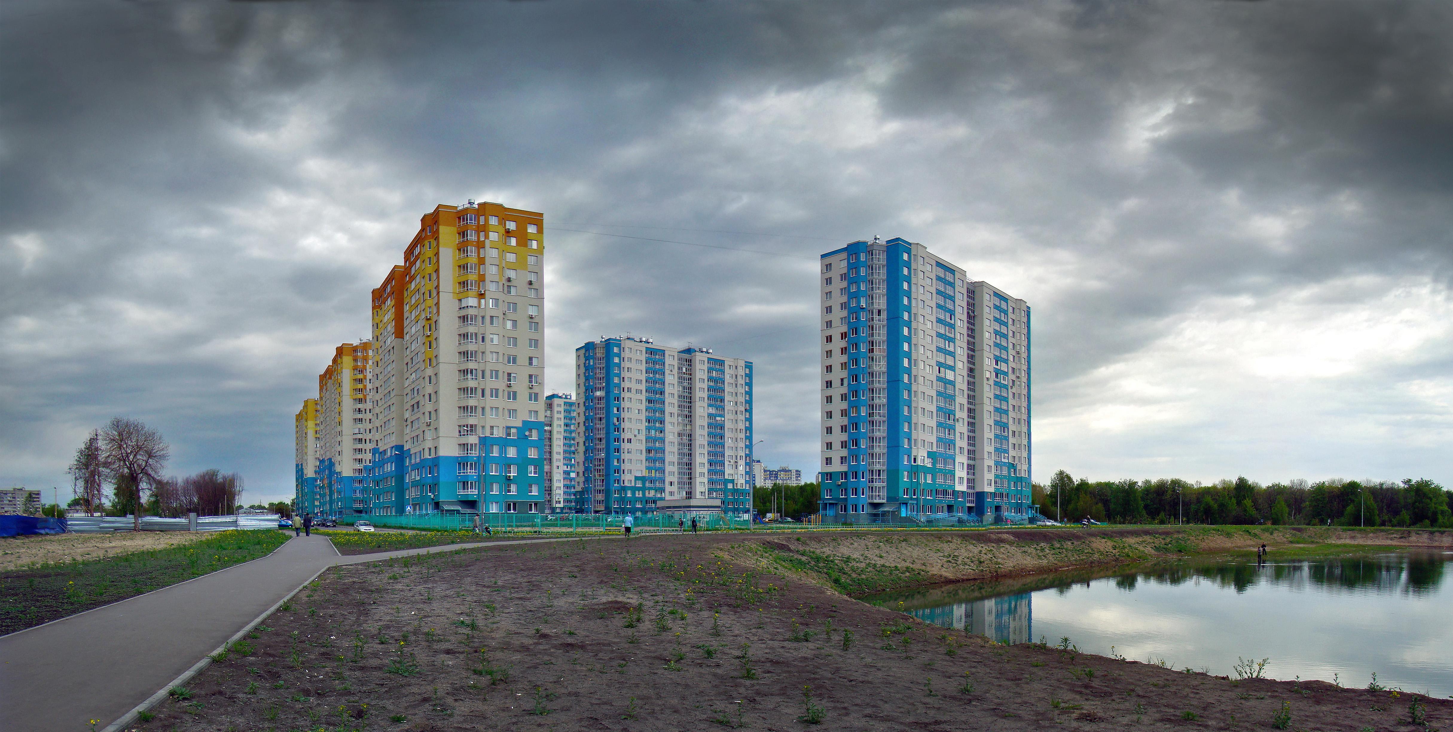 Nizhny Novgorod: what federal district, area, population. Volga Federal District 51