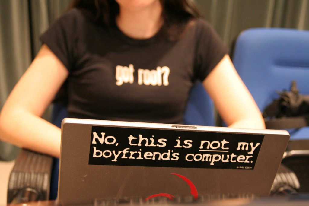 A teď vážně: Proč ženy nezajímá kariéra v IT?