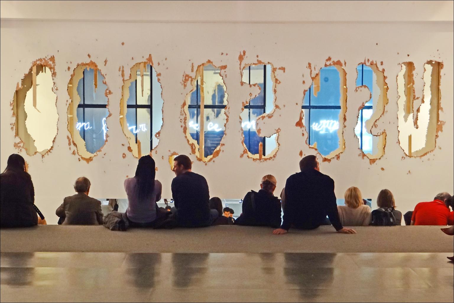 File nuit des mus es mus e d 39 art moderne de la ville de paris wikimedia commons - Musee d art moderne strasbourg ...