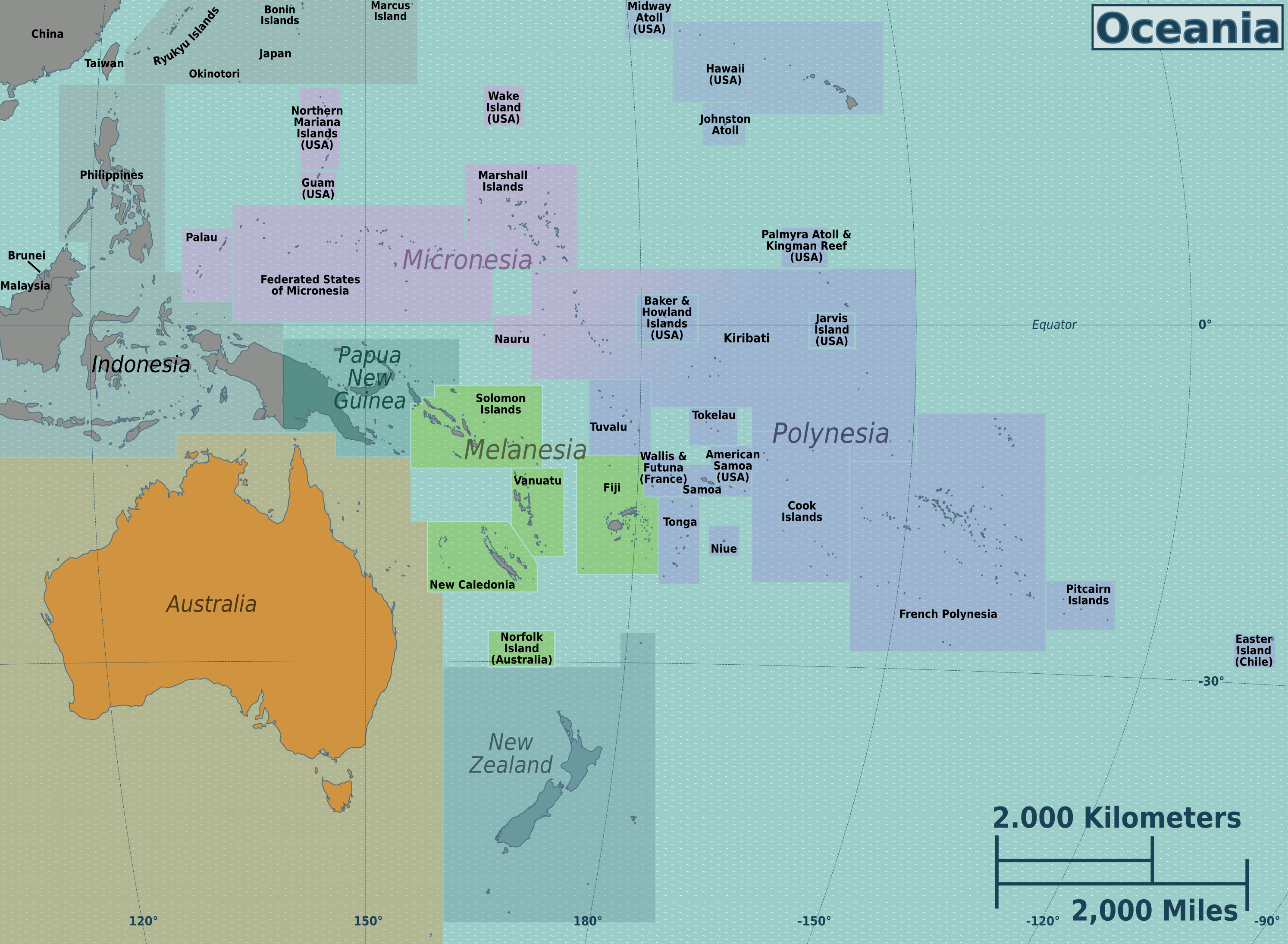 File:Oceania regions map.png - Wikimedia Commons