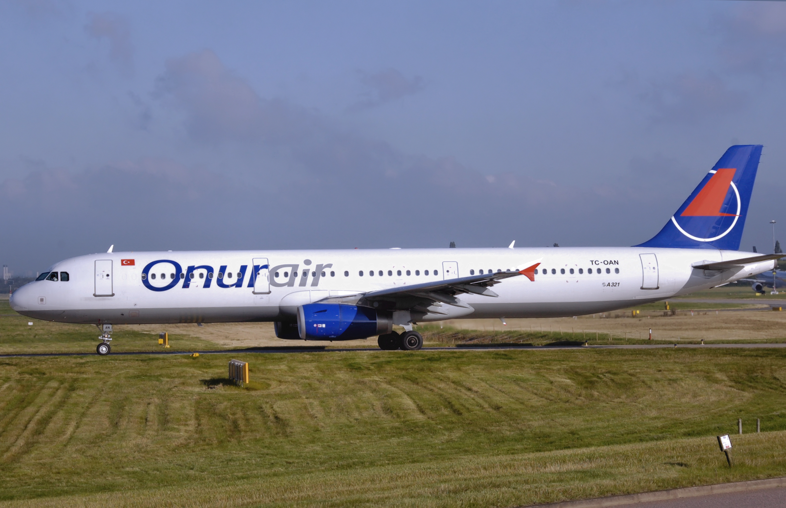 The airline Onur Air (Onur Air). Official sayt.2