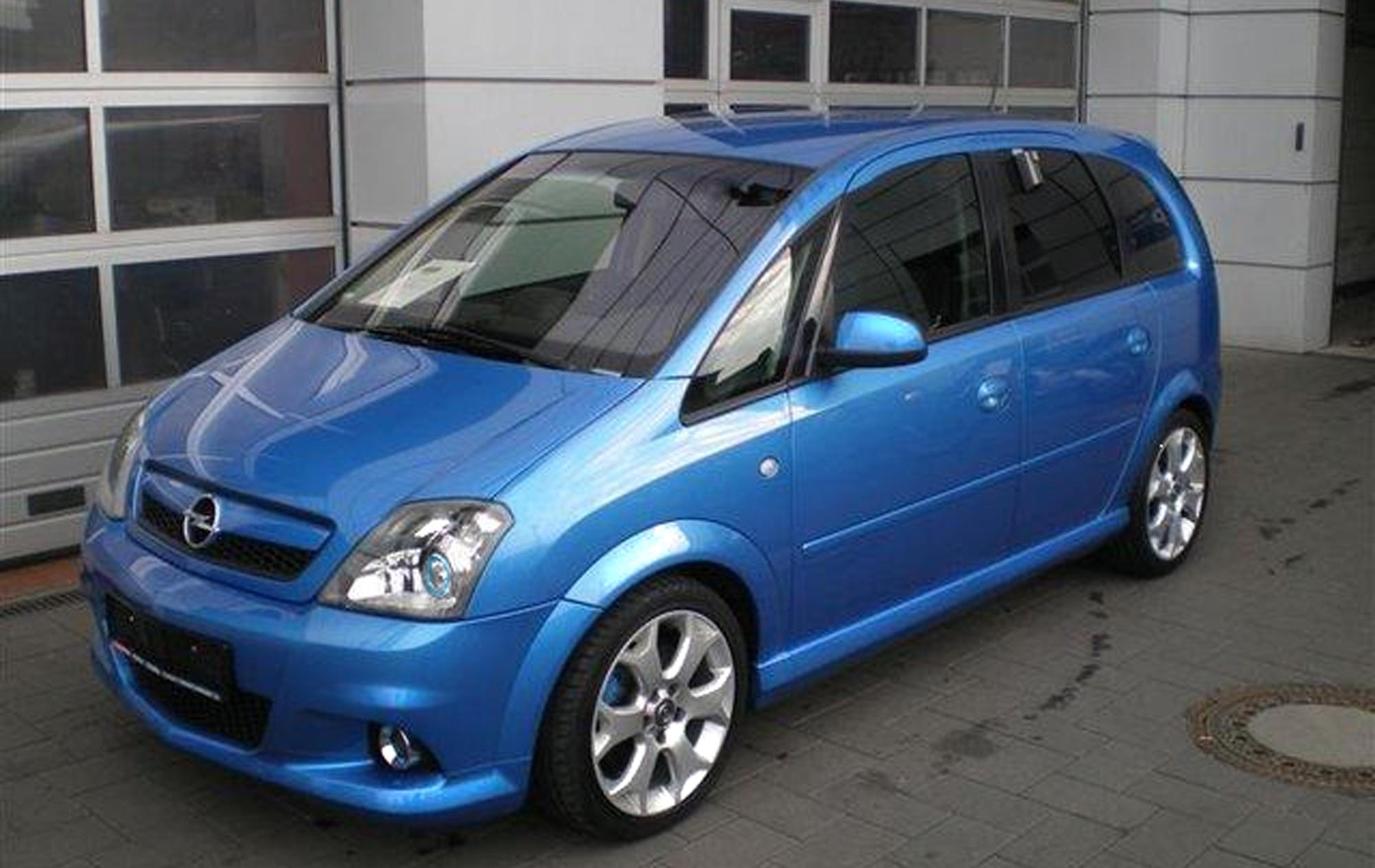 2007 opel meriva opc related infomation specifications weili automotive network. Black Bedroom Furniture Sets. Home Design Ideas