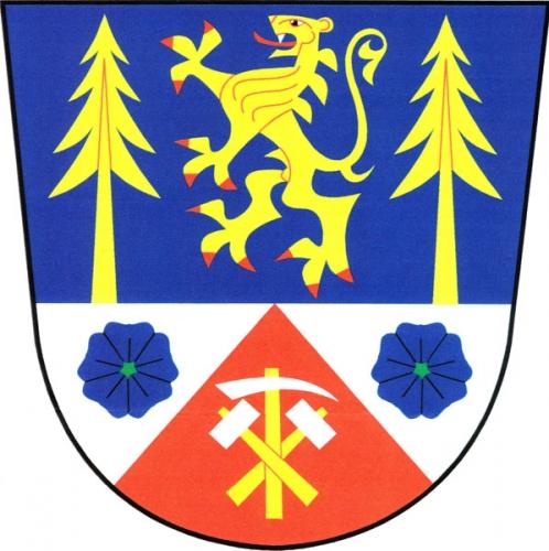 znak obce Oskava