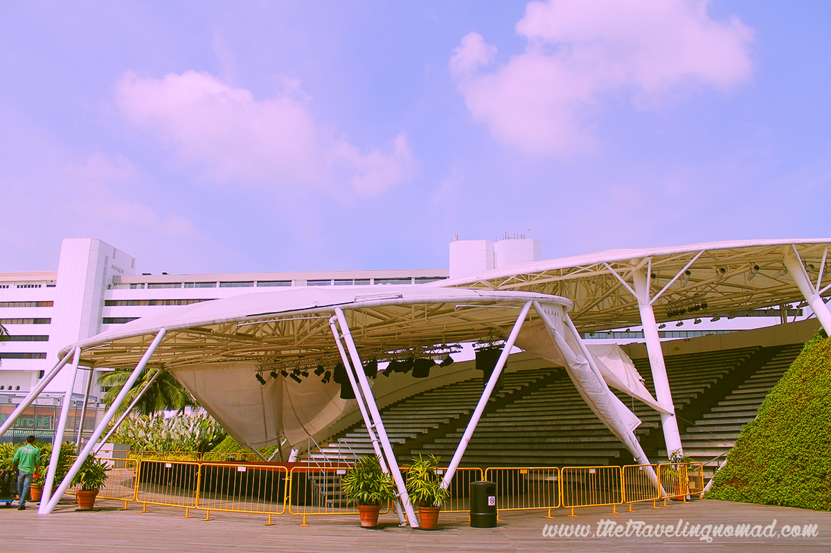 File Outdoor Performance Space Near Vivocity Singapore