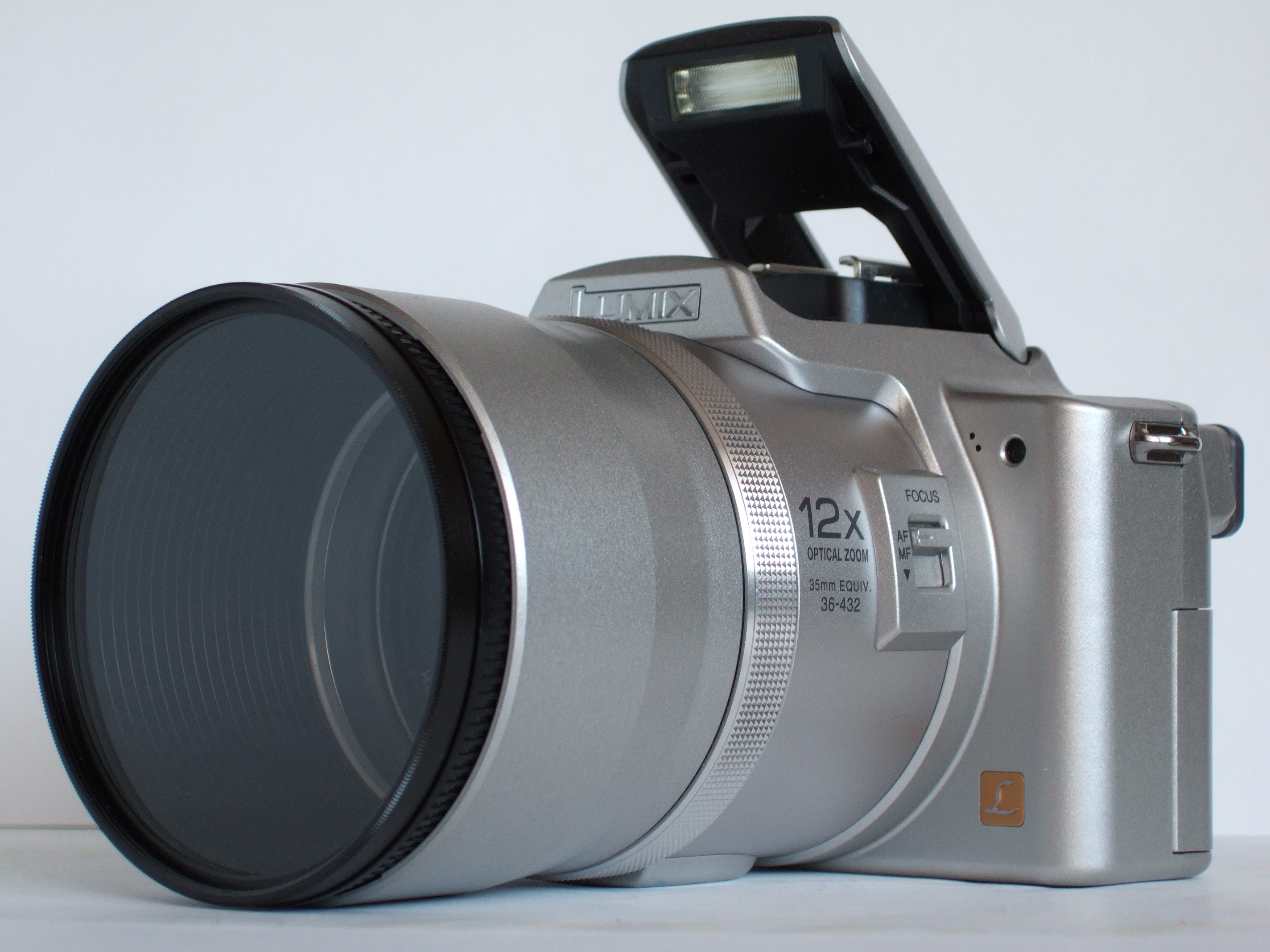 Panasonic Dmc Fz Standard Vs Natural Photo Styles