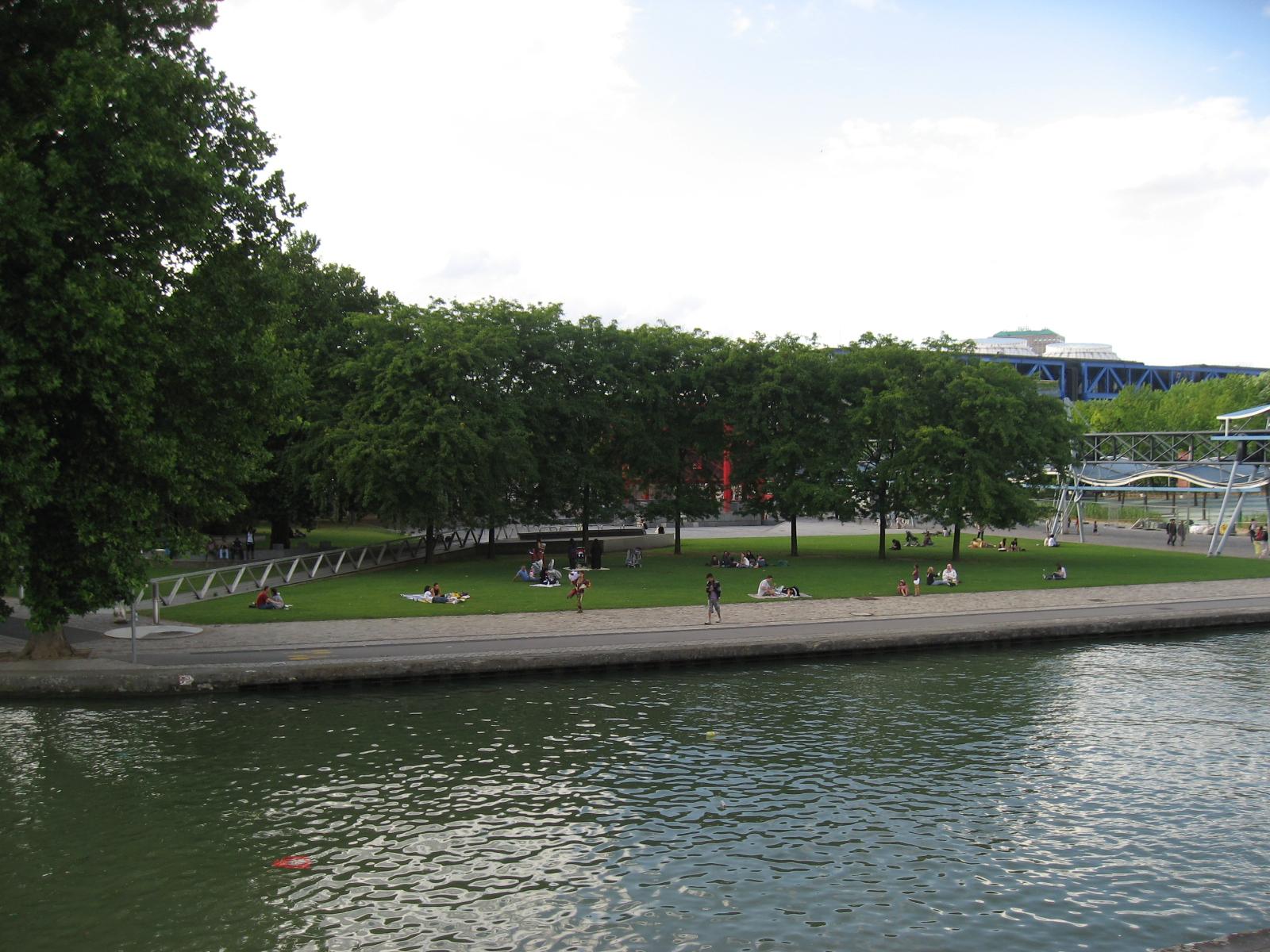 darty porte de la villette parc de la villette wikipedia