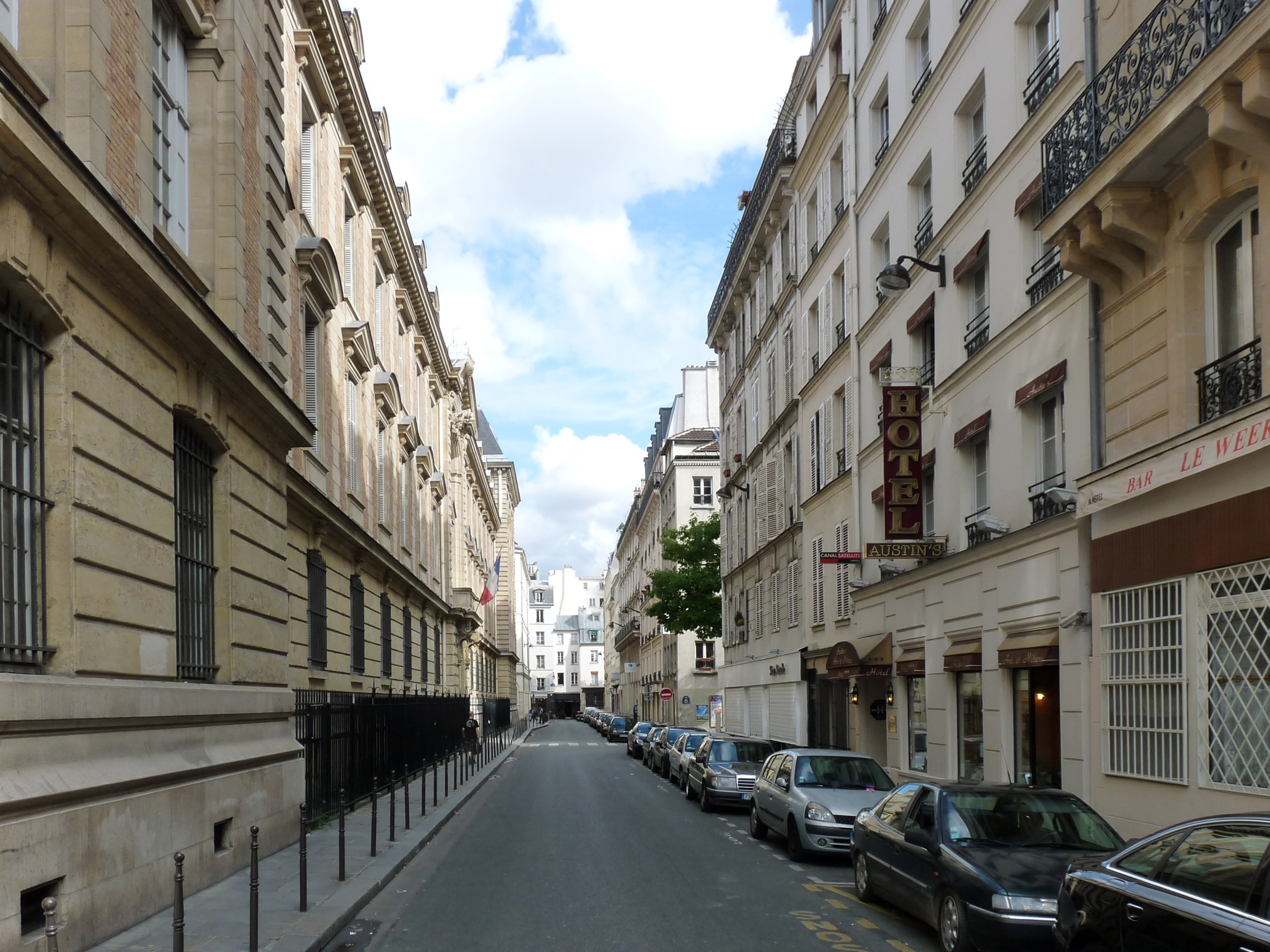 Photography Lafayette In File Paris Rue Montgolfier Jpg Wikimedia Commons