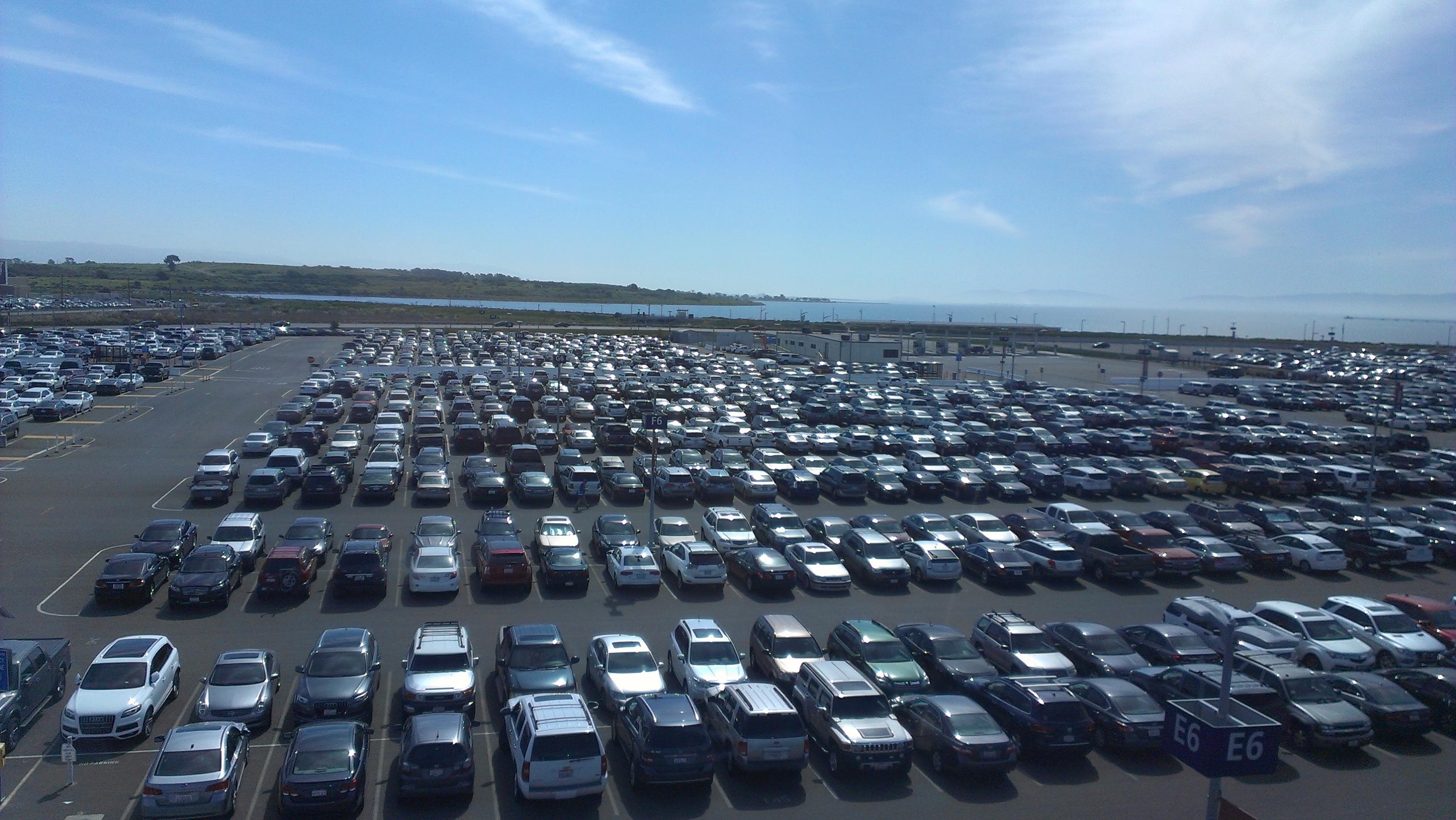 Oakland Car Rental: So Long Oakland Parking, Hello Oakland's Newest Apartments