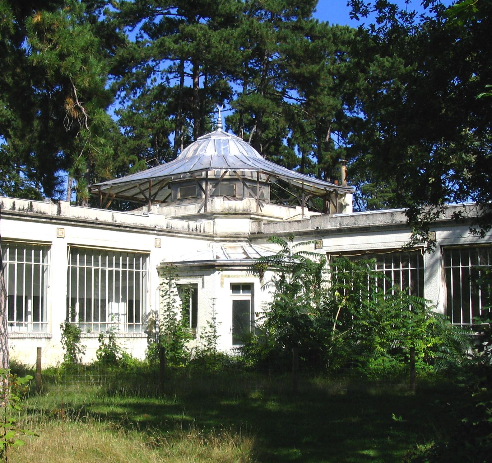 Jardin d\'agronomie tropicale de Paris — Wikipédia