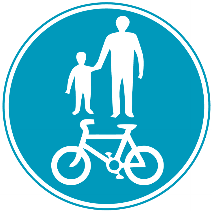 filepedestrians and bicyclespng wikimedia commons