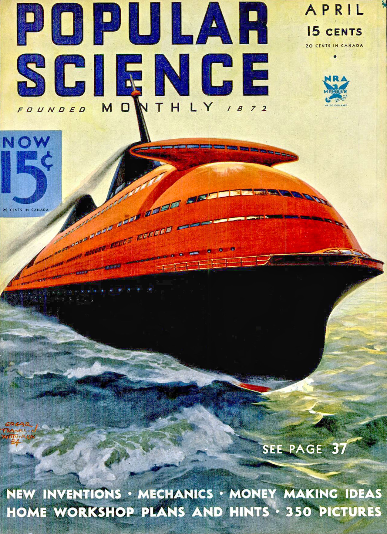 If I like Popular Science what other magazines I might like?