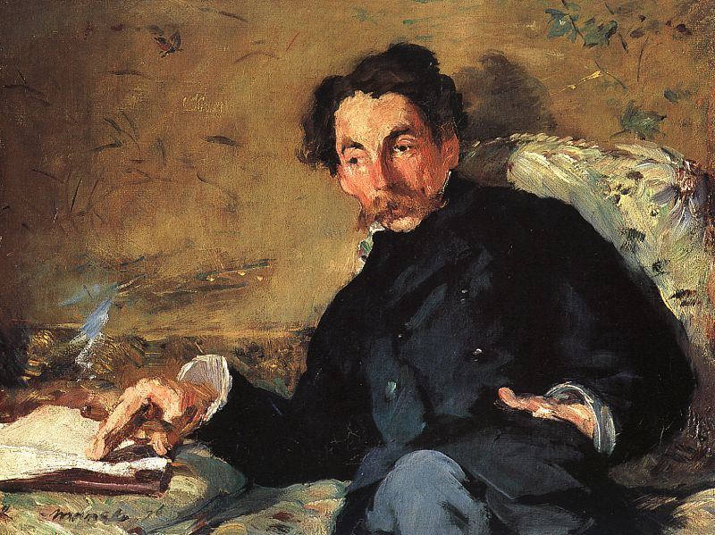 Fun Facts Friday: Stéphane Mallarmé