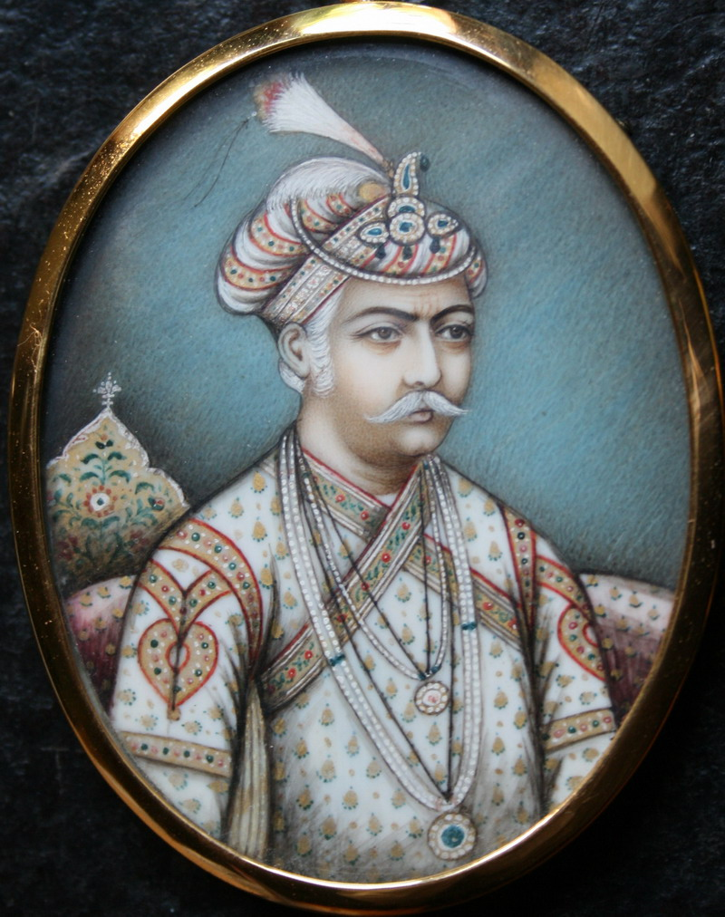 The Great Mughal Emperor Akbar