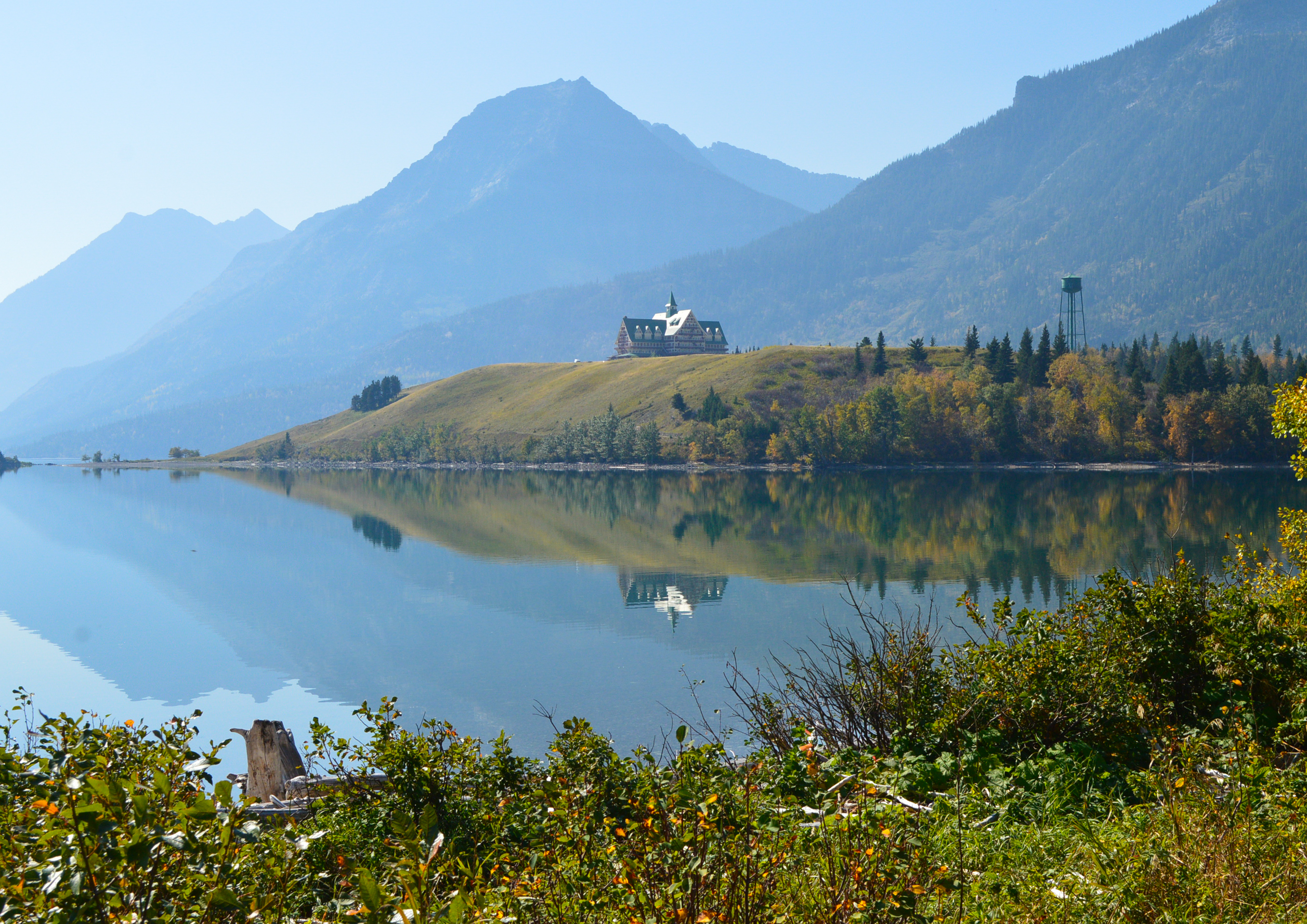 File Prince Of Wales Hotel Waterton Lakes National Park Jpg