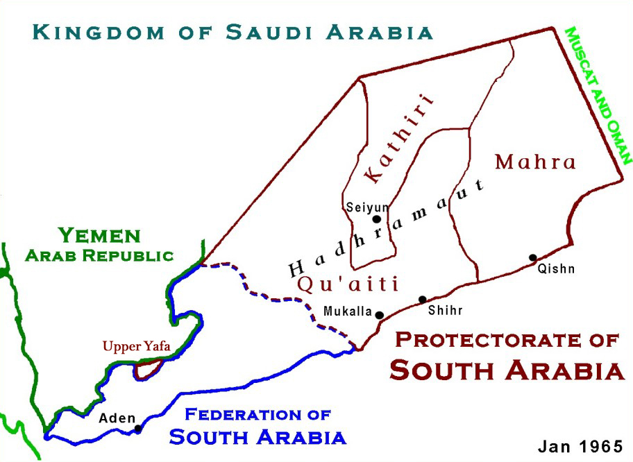 [ProtectorateOfSouthArabiaMap]