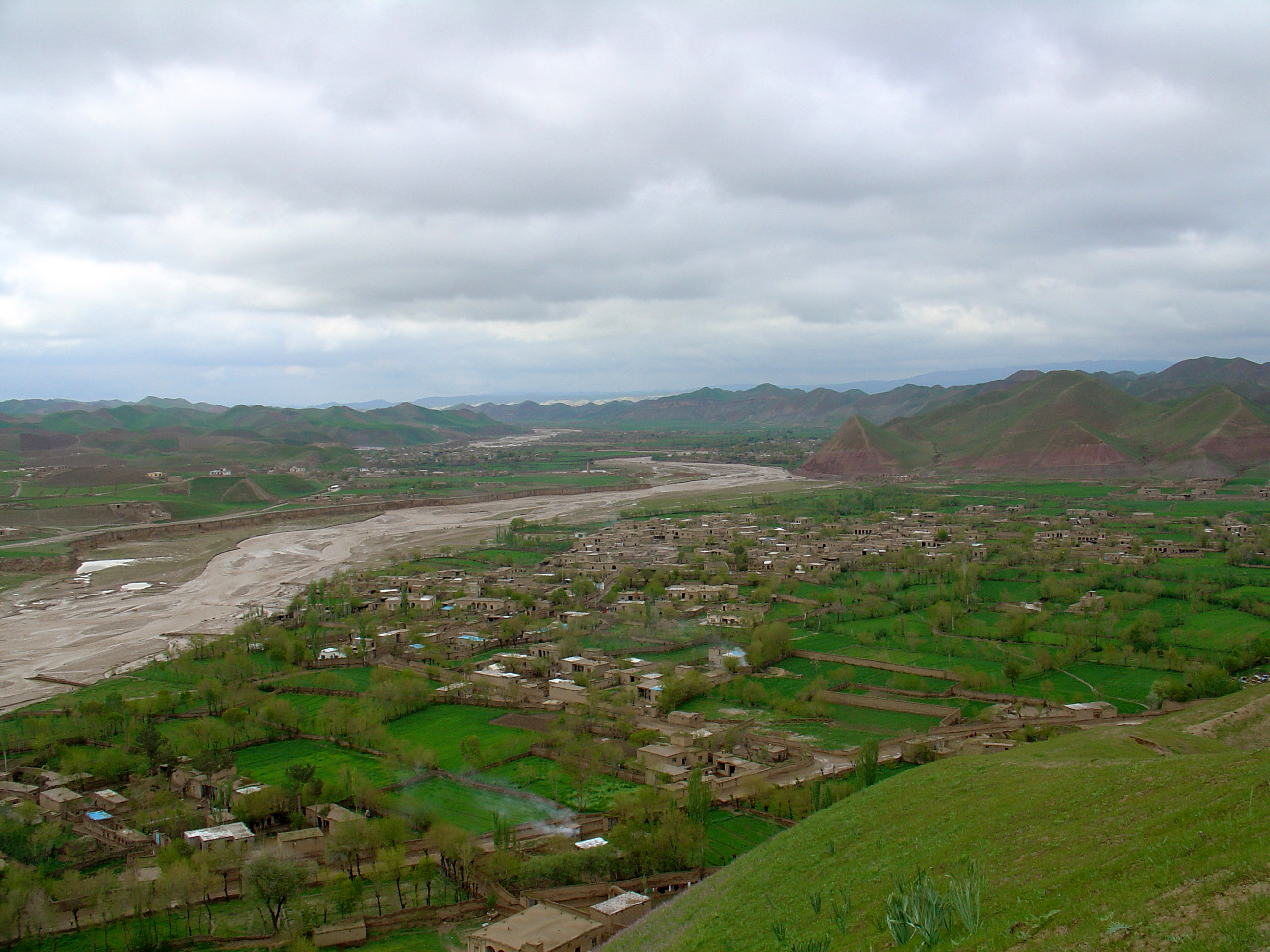 क़ला-ए-नौ, अफ़्ग़ानिस्तान