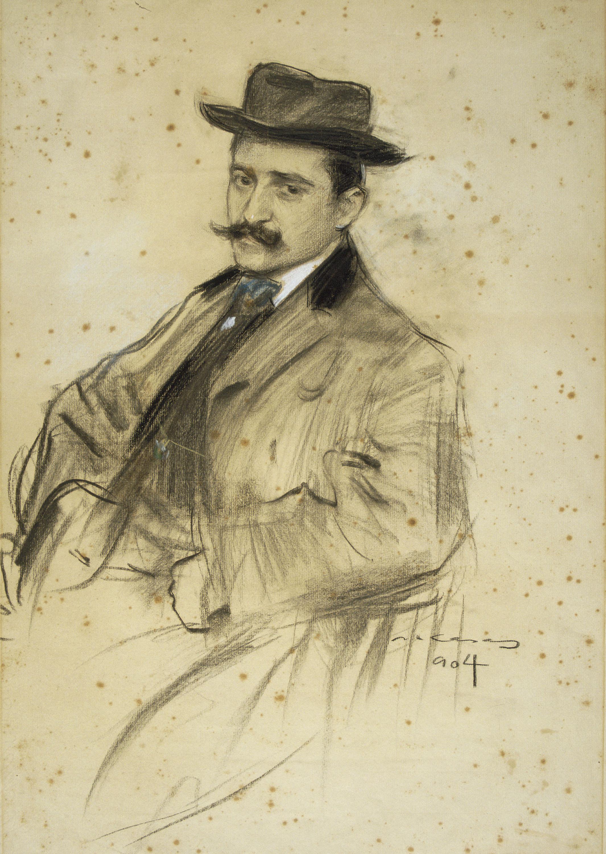 Depiction of Oleguer Junyent