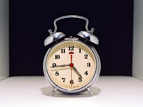 Depiction of Reloj despertador
