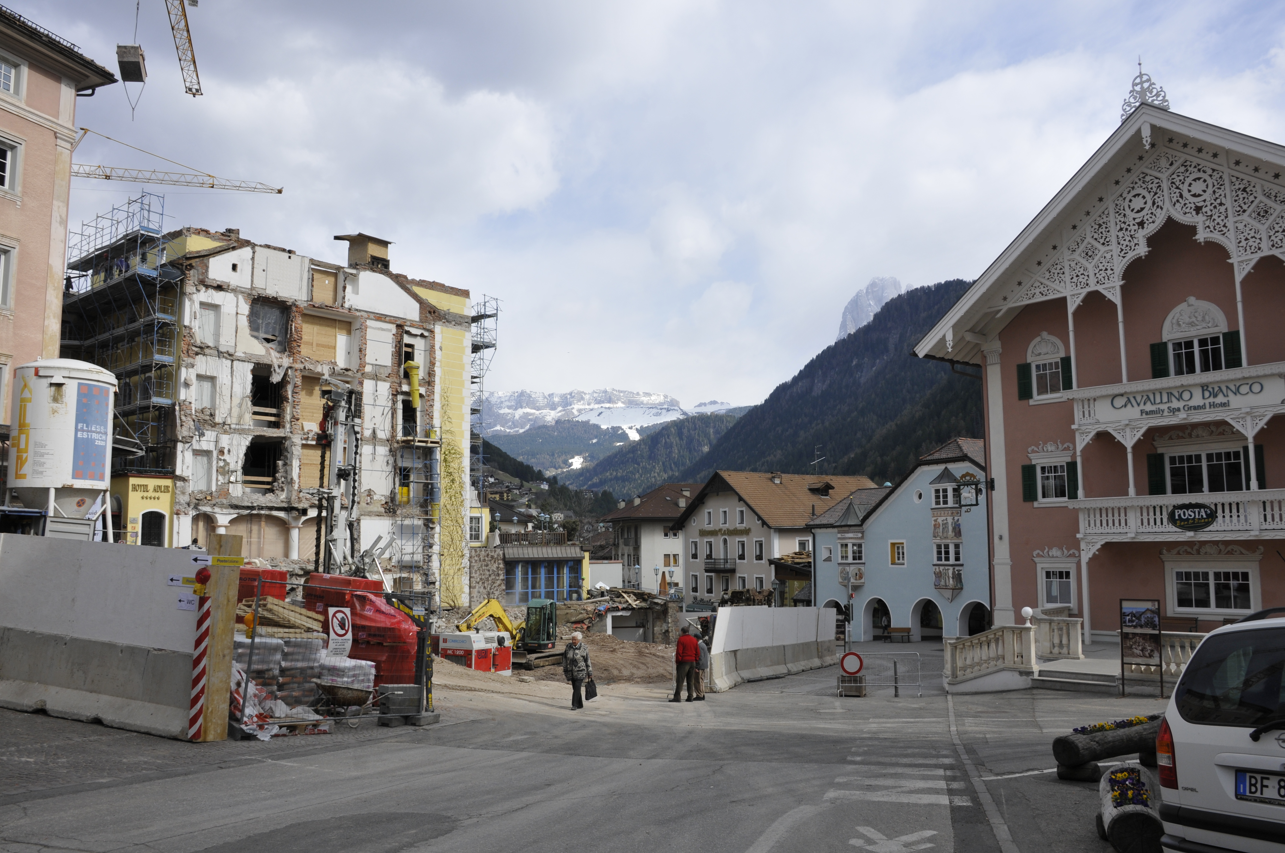 Hotel Adler In St Ulrich