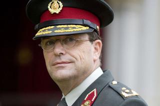 Richard G. Tieskens Dutch general