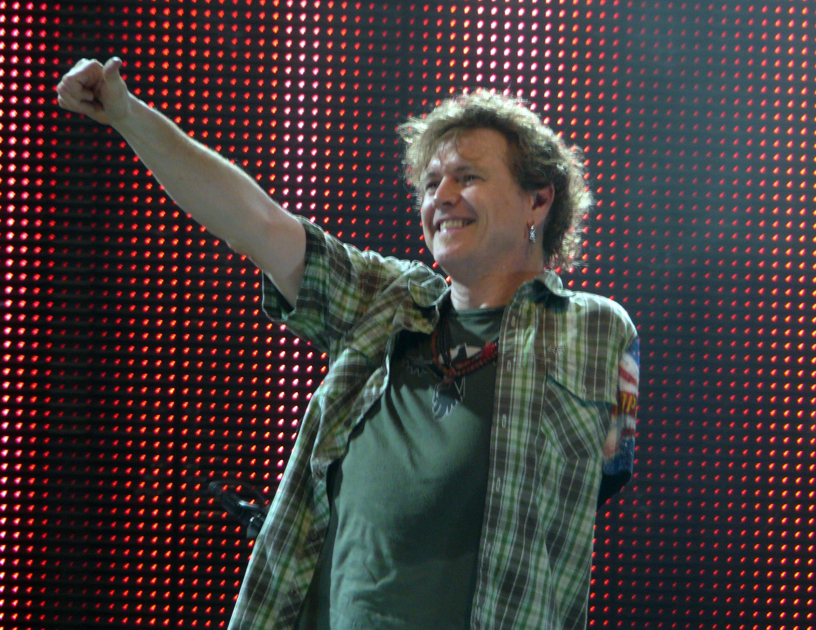 Rick Allen (drummer) - Wikipedia