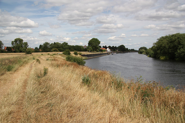 River Trent - geograph.org.uk - 1980230