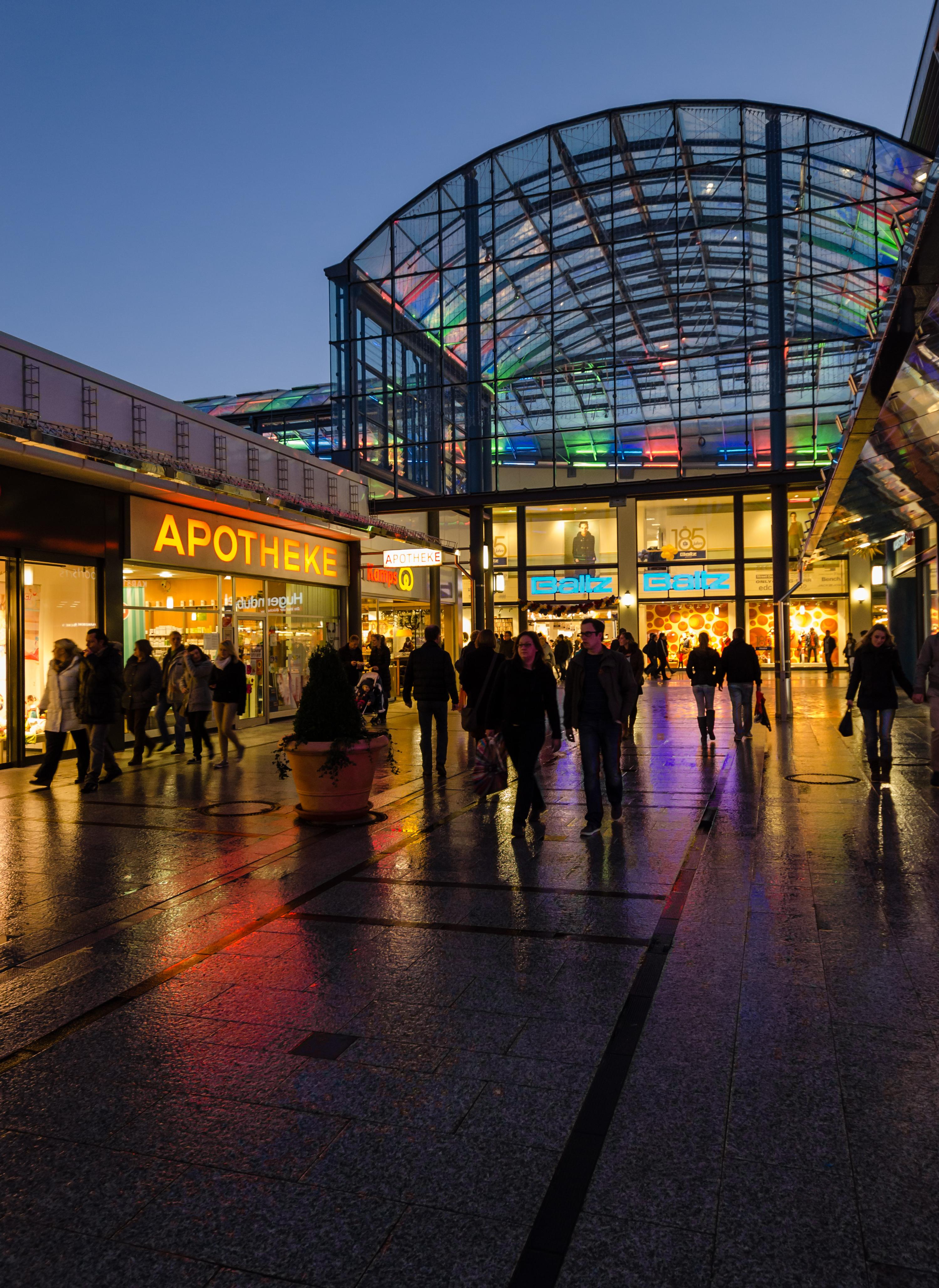 Ruhrpark Kino Bochum
