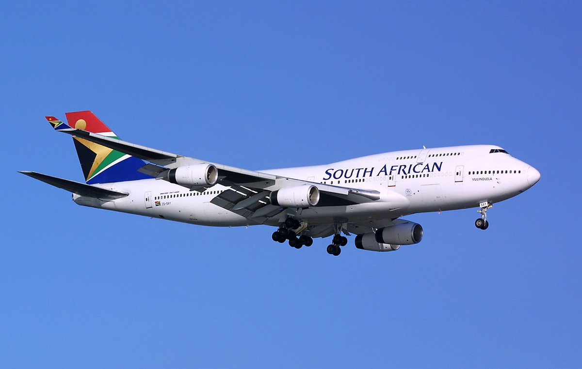 Resultado de imagen para South African airways wiki