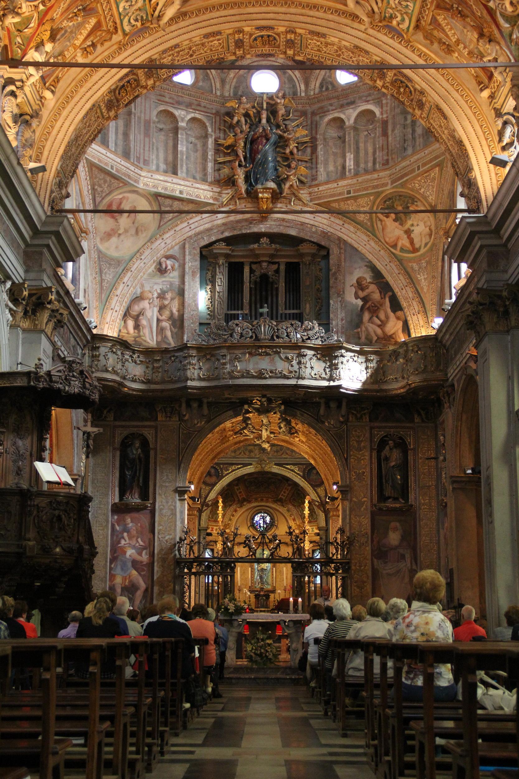 Saronno Italy  City pictures : Description Saronno, Santuario della Beata Vergine dei Miracoli 08