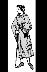 """<i>Clerici vagantes</i> wandering students or clerks, also known as ribaldi (""""rascals""""), as wandering scholars, or, after the early thirteenth century, as """"goliardi"""" or """"goliardenses"""""""