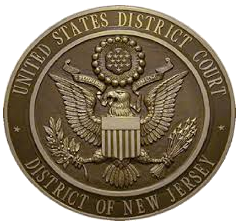 United States District Court for the District of New Jersey United States federal district court of New Jersey