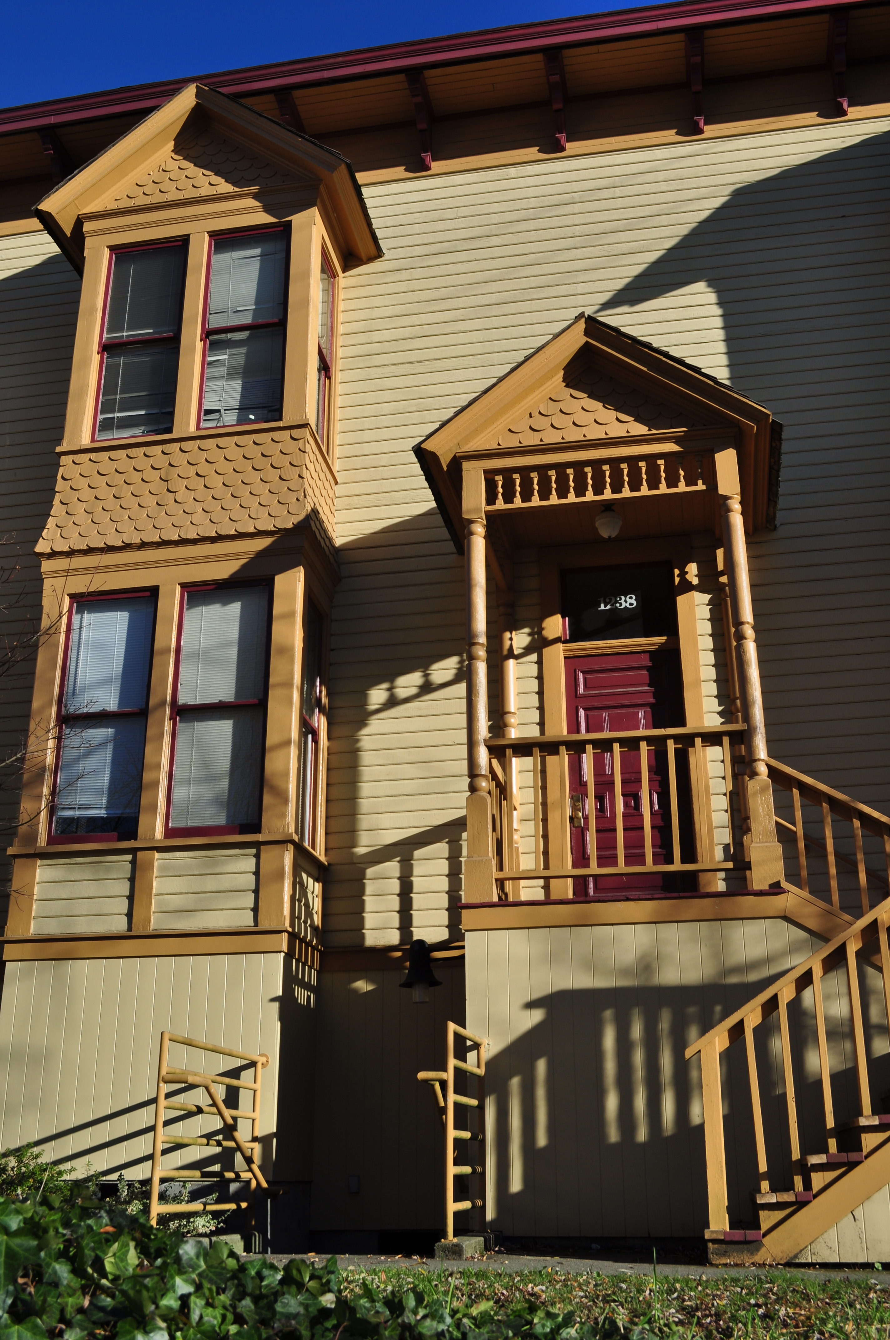 Victorian Apartments in Seattle, Washington | Historic ...