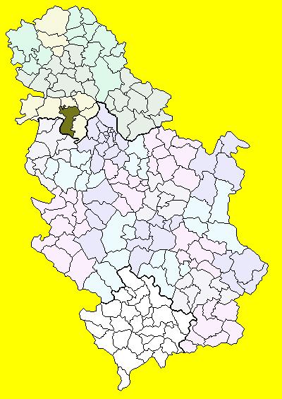 mapa ruma srbija Ruma (općina) – Wikipedija mapa ruma srbija