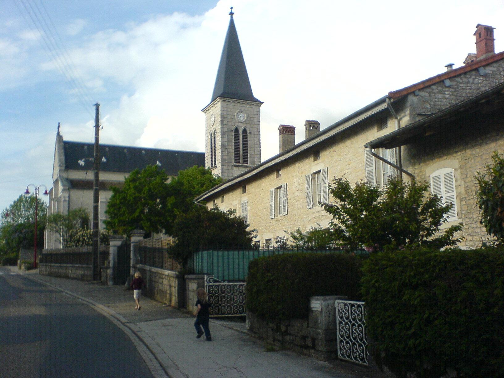 Simandre-sur-Suran