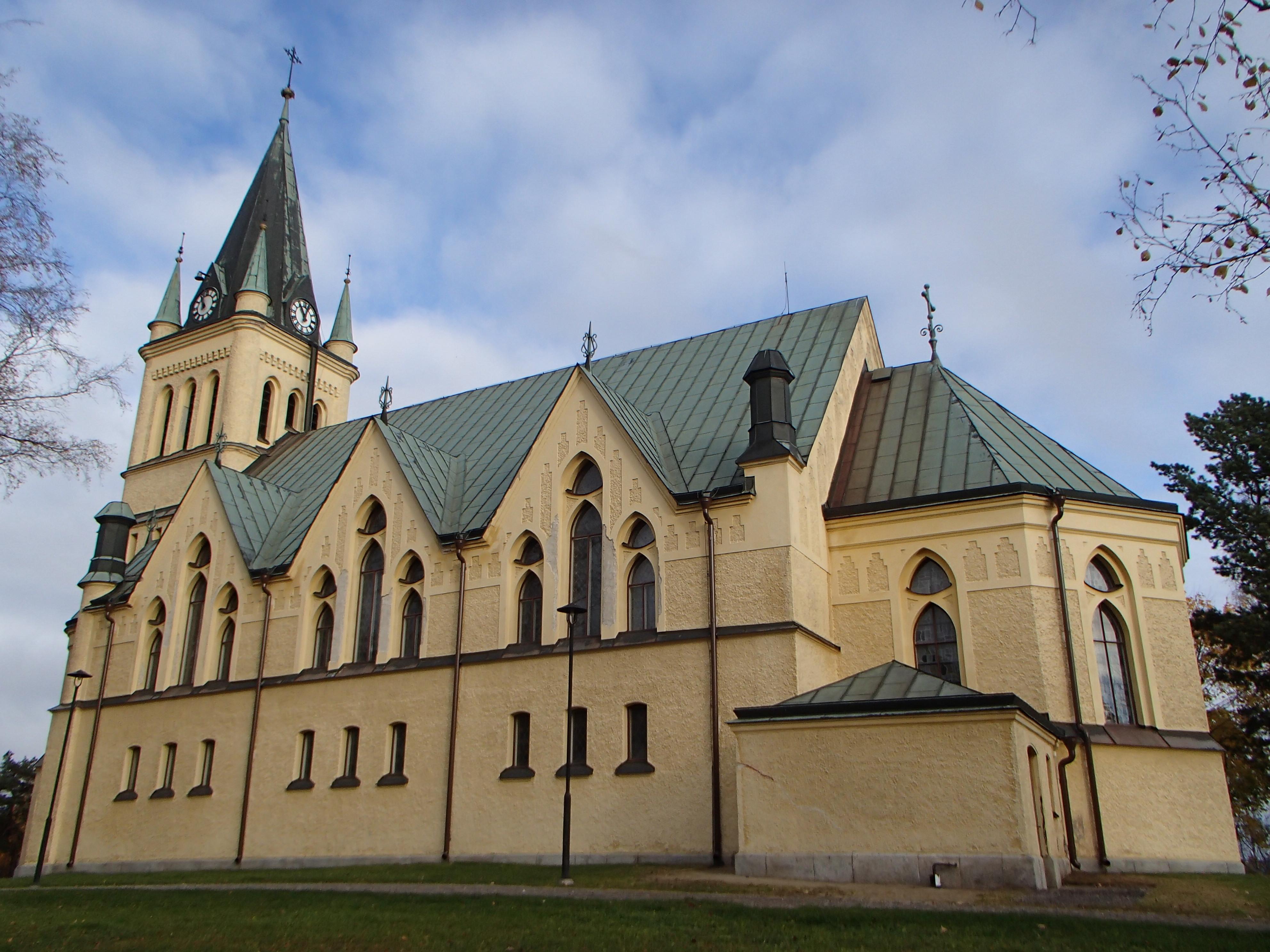 skönsmon kyrka